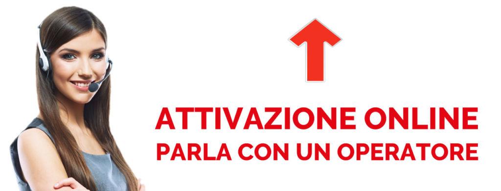 Attivazione online Internet Casa Vodafone